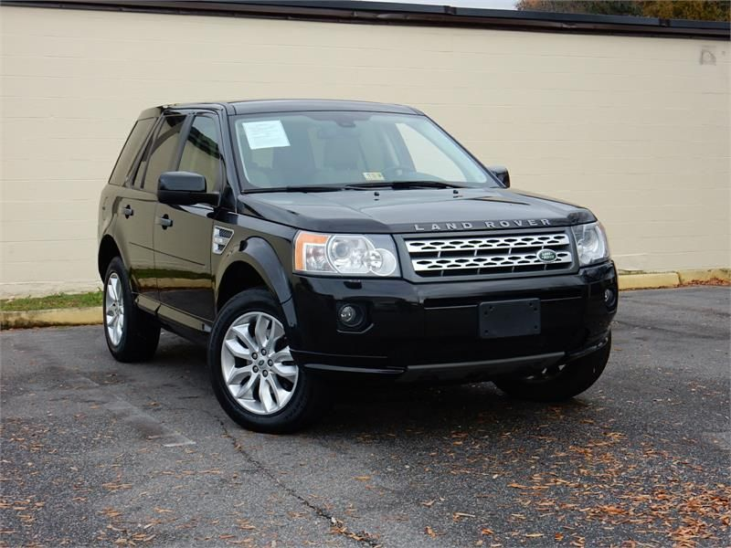 2011 LAND ROVER LR2 HSE for sale in Virginia Beach 79452