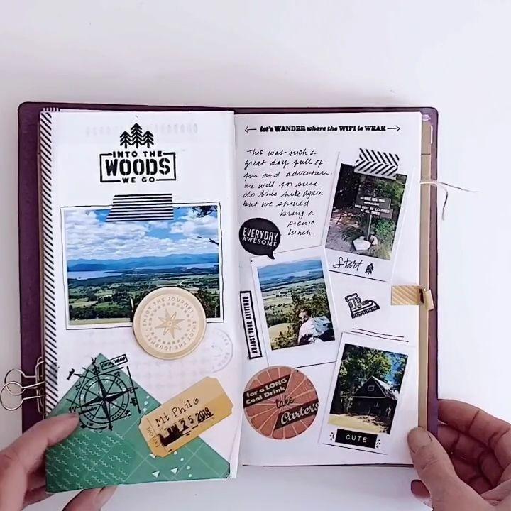 Reisende Notebook Flip durch - #durch #Flip #NOTEBOOK #Reisende