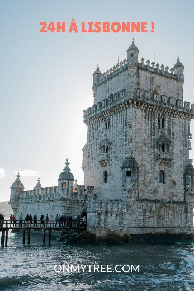 Résumé vidéo d'un jour à Lisbonne au Portugal ! Portugal