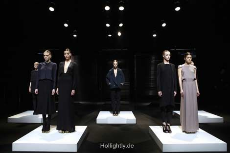 Isabell de Hillerin - Berlin based fashion designer - The Stage @ Mercedes-Benz Fashion Week