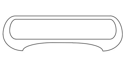 Templates #3: Bandsaw Boxes! - by dakremer @ LumberJocks ...