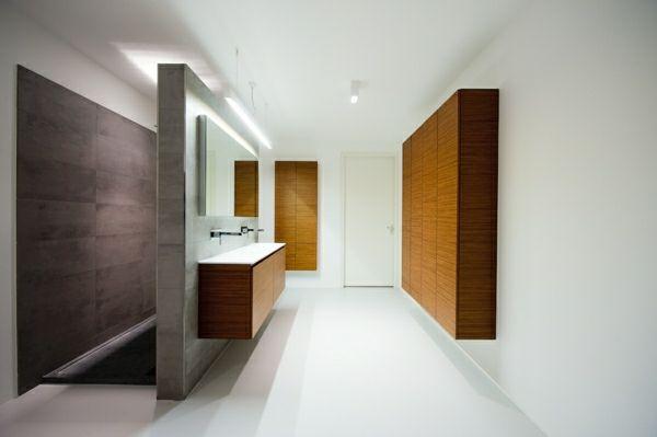 Badschrank Designs Fur Einen Kompakten Badezimmerlook Kompaktes