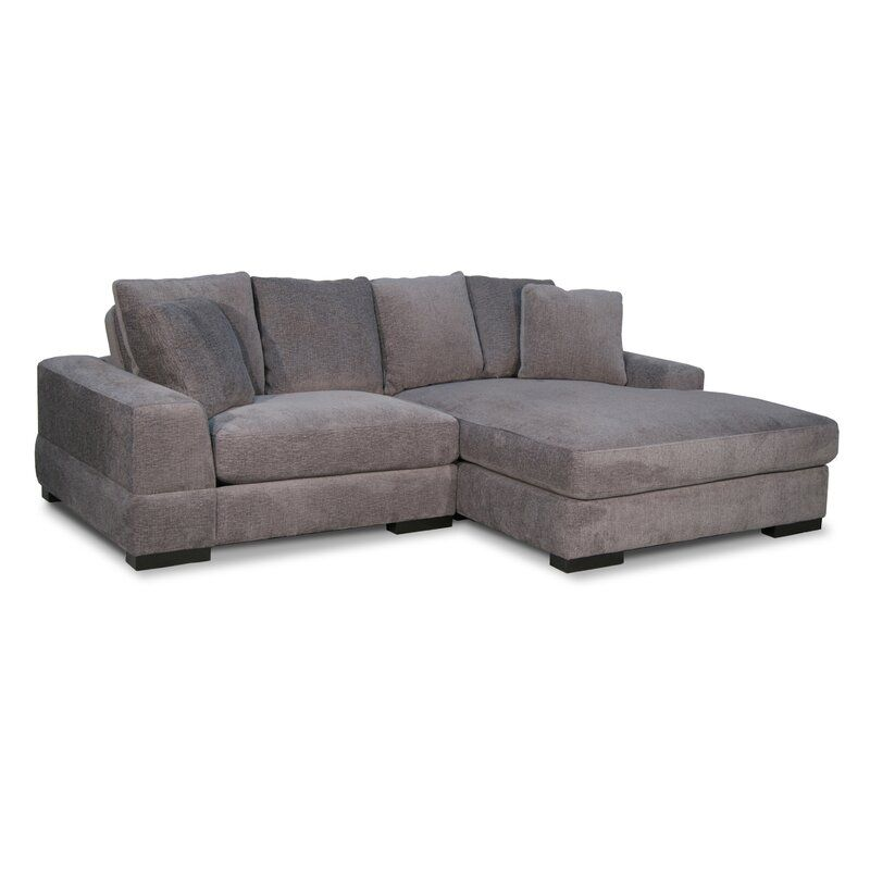 Royst Reversible Sectional With Ottoman Sectional Sofa