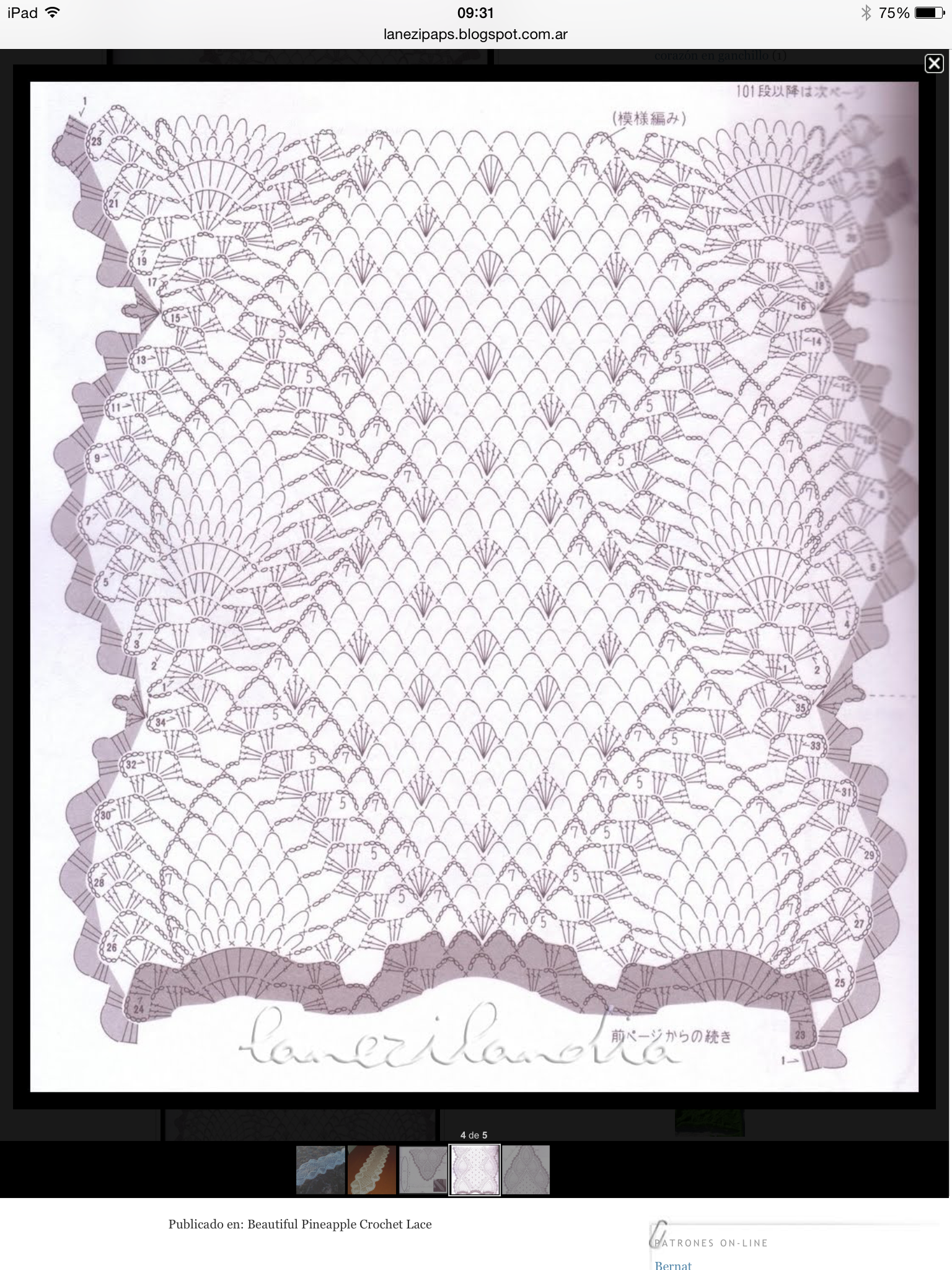 Pin by Patricia Martinez on Doilies | Pinterest | Crochet, Crochet ...