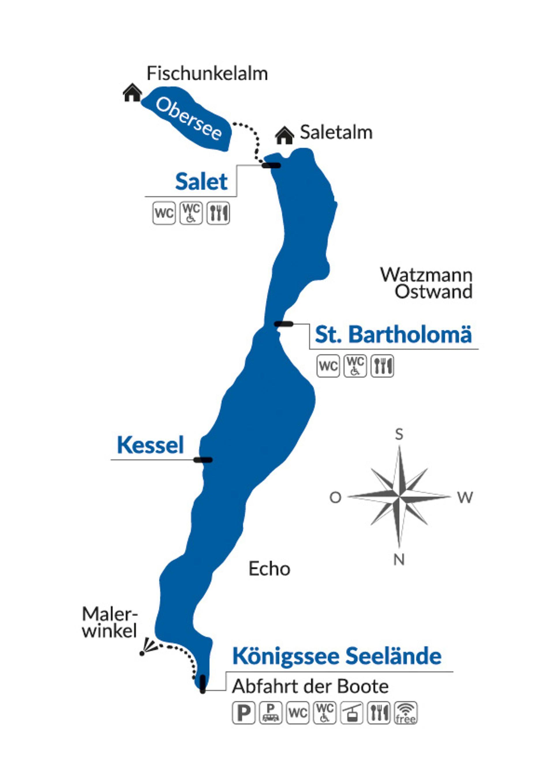 Schifffahrt Konigssee Schifffahrt See Oberer See