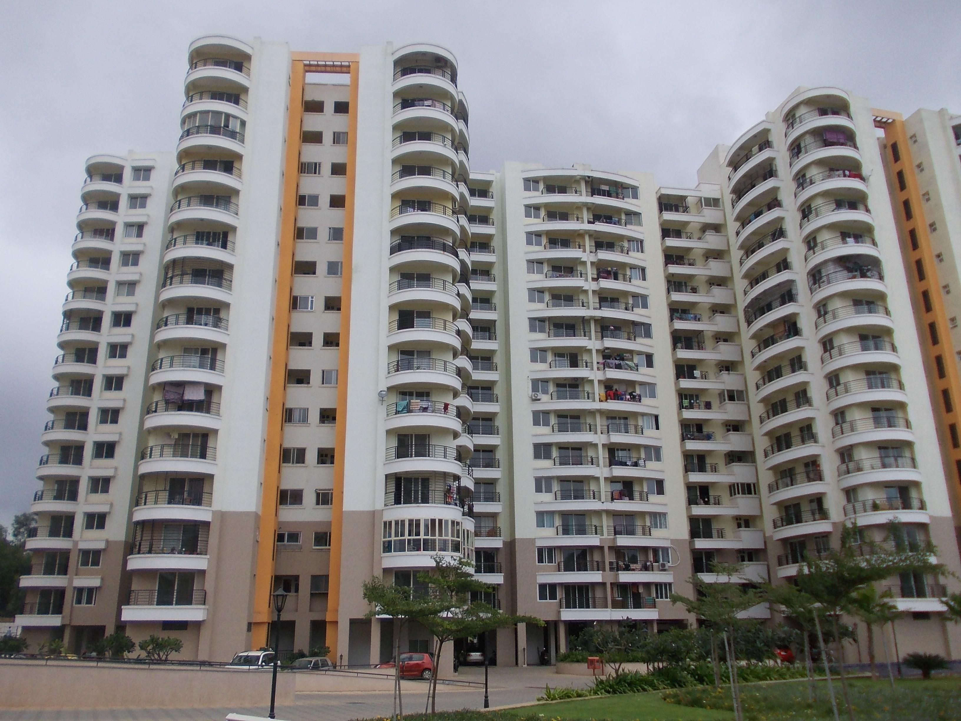 3BHK Apartment for Rent at Yelahanka Bangalore Flat