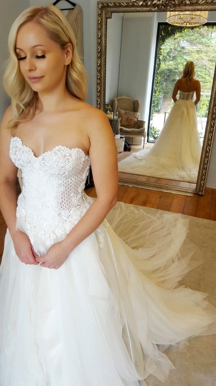 Pallas Couture Abella Gown - Used Wedding Dresses   Pallas couture ...