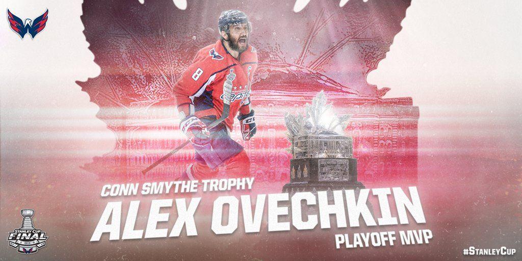 NHL on | Conn smythe trophy, Mvp, Alexander ovechkin