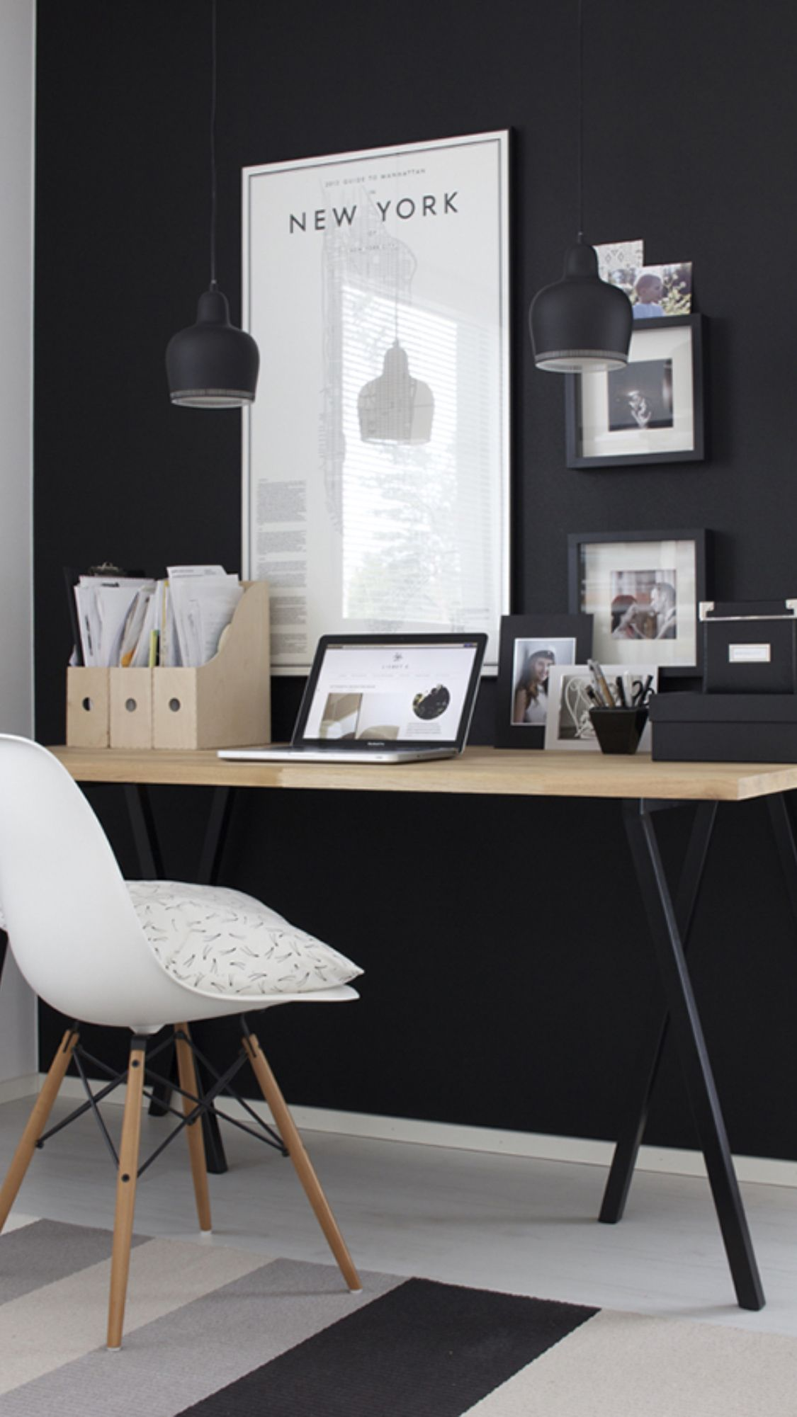 espacio de estudio ideal