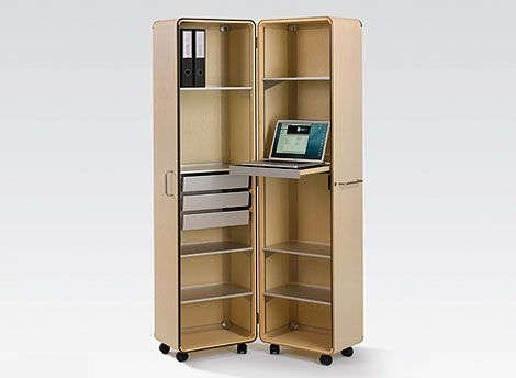 SHELL Kofferschrank | Behältermöbel und Schränke | Produkte | Kollektion | Röthlisberger Kollektion