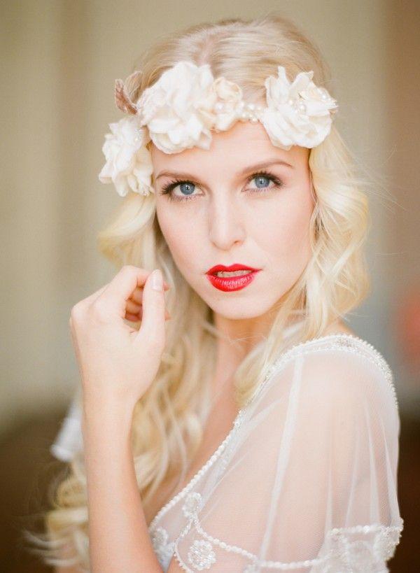 Modern Scandinavian Weddings 9 Scandinavian Wedding Bride Beautiful Bridal Hair Wedding Beauty Bridal Beauty