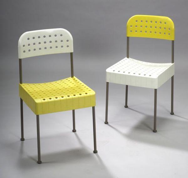 Enzo mari sedia box 1971 per castelli furniture for Sedia 1 enzo mari