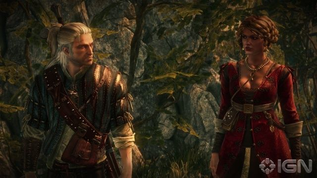 The Beginner S Guide To The Witcher Ign The Witcher Best Rpg Fantasy Costumes