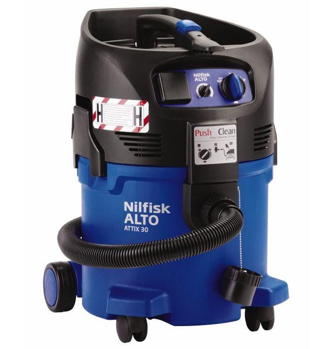 aspiradoras industriales nilfisk de alto rendimiento