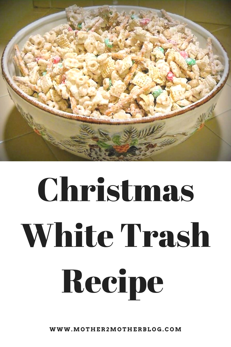 Christmas White Trash Recipe | Trailer trash eatin | Pinterest ...