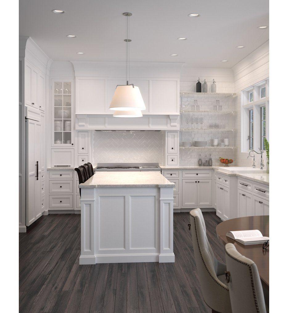 Tech Lighting 700tddevpwgw Devin 19 Pendant Recessed Lighting Living Room Kitchen Renovation Cost Small Kitchen Renovations
