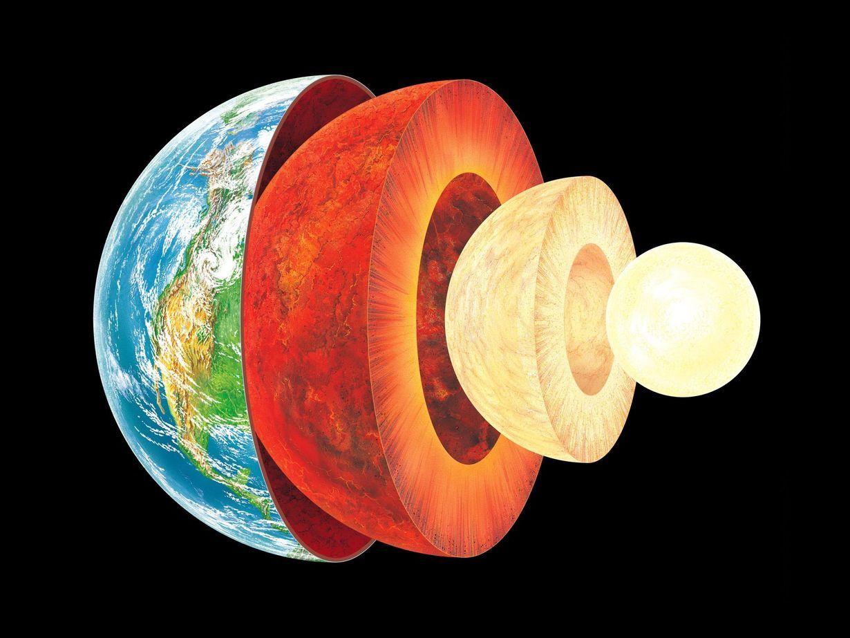 Japanilaiset geologit loivat ympäristön, jossa on sama lämpötila ja paine kuin Maan ytimessä.