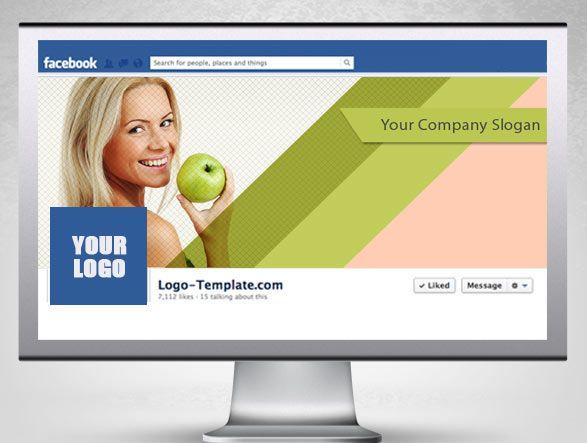 Dental, sport, facebook cover design $9 Facebook timeline cover - advertising timeline template