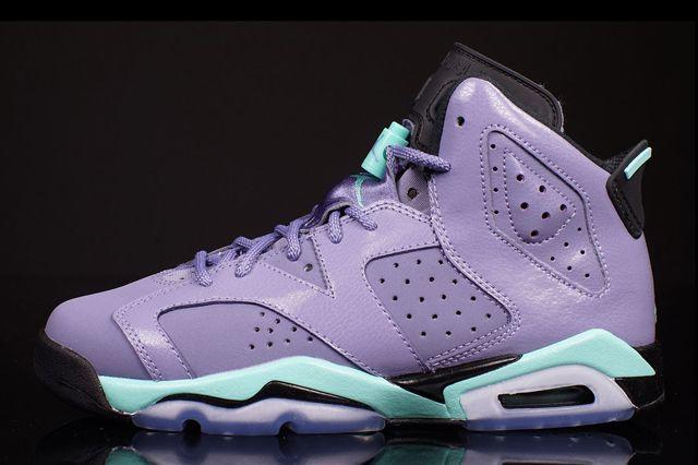 f5c15564cf8b Air Jordan 6 Gs (Iron Purple)  streetwear  sneakers  sneakerheads  urban   swagger  sneakerlife  fashion  streetfashion  urbanwear  dopeshit   sickkicks ...