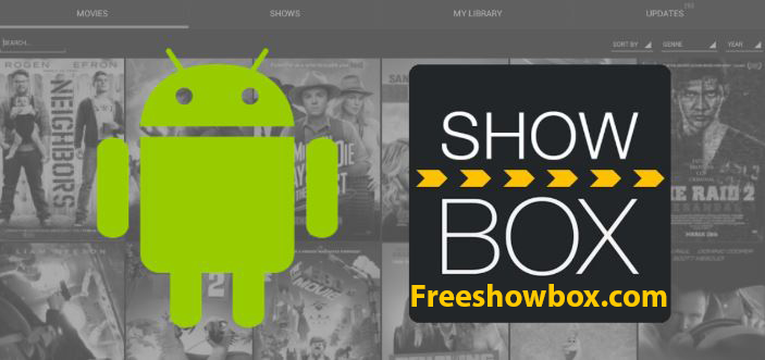 Showbox apk Movies showing, Gaming logos, Logos