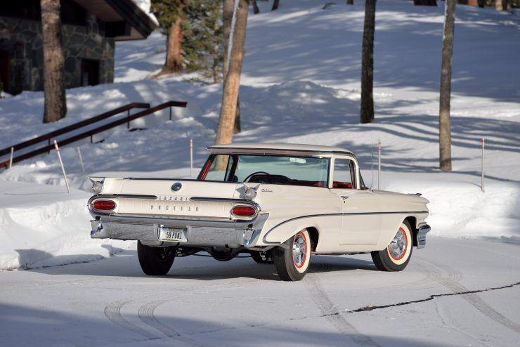 The Original 1959 Pontiac El Catalina Prototype - Only 1 Was Ever ...
