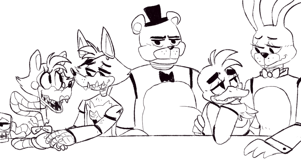 Freddy Is A Forever Alone Fnaf Coloring Pages Puppy Coloring Pages Coloring Pages