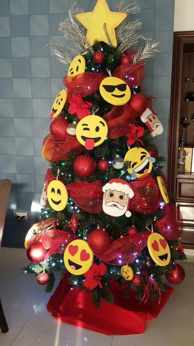 Emoji Christmas Tree Emoji Christmas Emoji Christmas Tree Christmas Jars