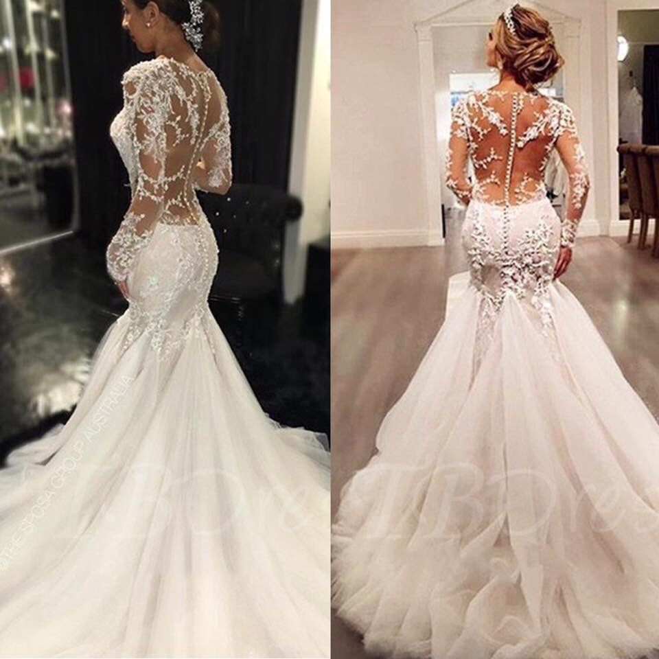 Perfect Wedding Gowns: Pin By Diamond Brewer On Someday :) In 2019