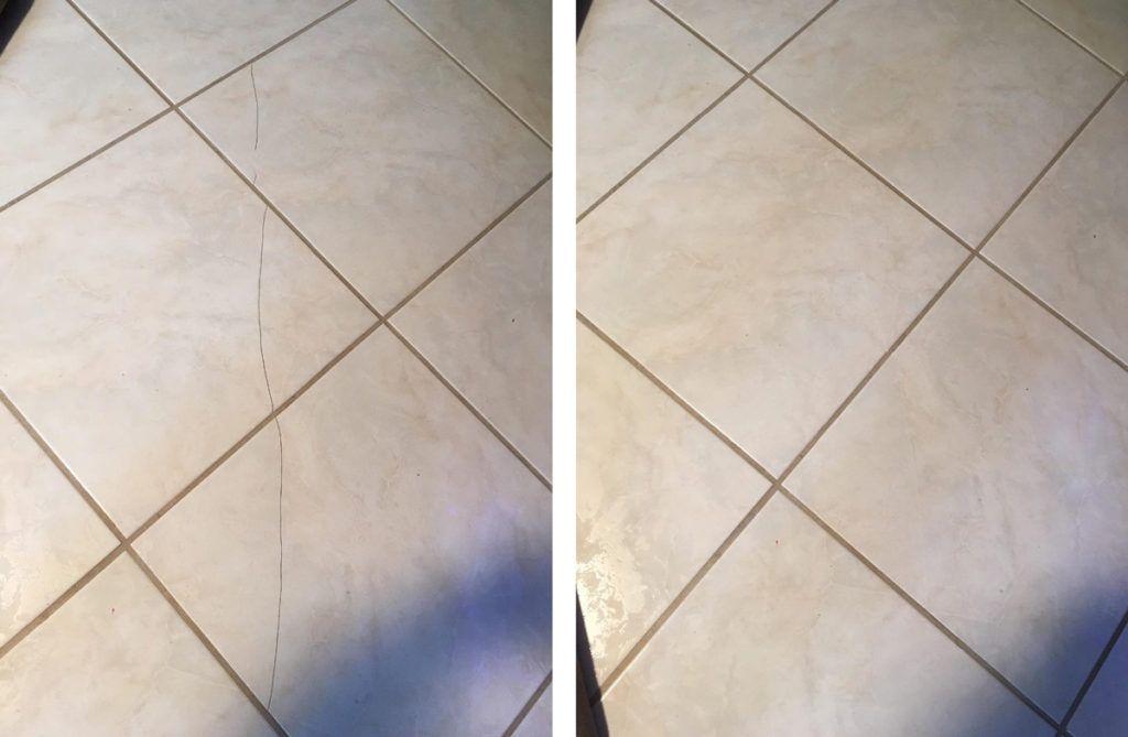 Cracked Tile Repair Tile Repair Cracked Tile Repair Home Repair