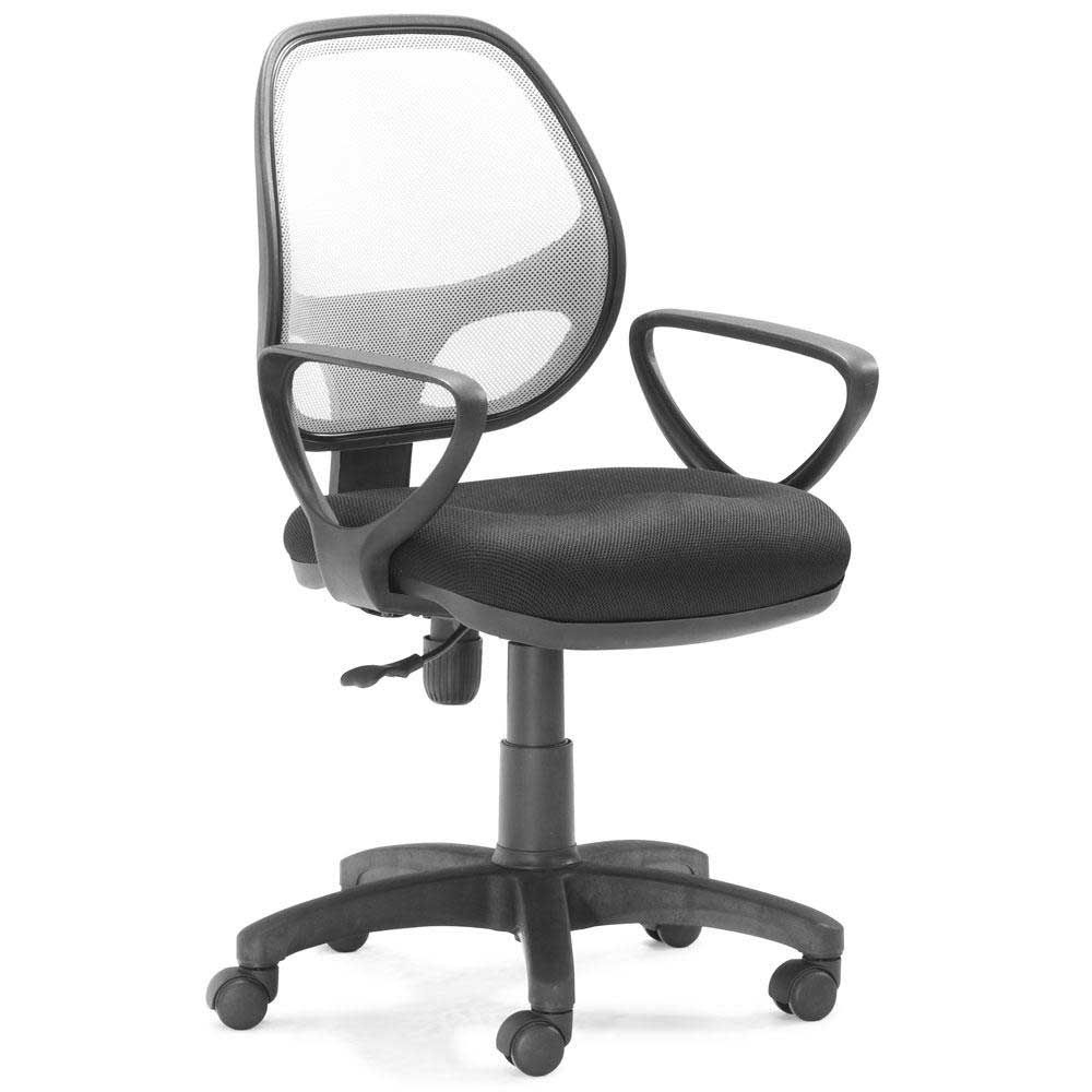 Analog Compact Rolling Office Task Chair Desk Chair Comfy Best Office Chair Office Chair