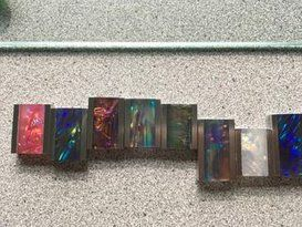 Aluminum & Resin Rainbow Nebula   Resin jewelry   Resin, Resin art