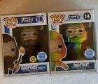 Funko Pop Myths Bigfoot W/ Marshmallow Stick Rainbow bigfoot set Exclusive  #FunkoPOP #marshmallowsticks Funko Pop Myths Bigfoot W/ Marshmallow Stick Rainbow bigfoot set Exclusive  #FunkoPOP #marshmallowsticks