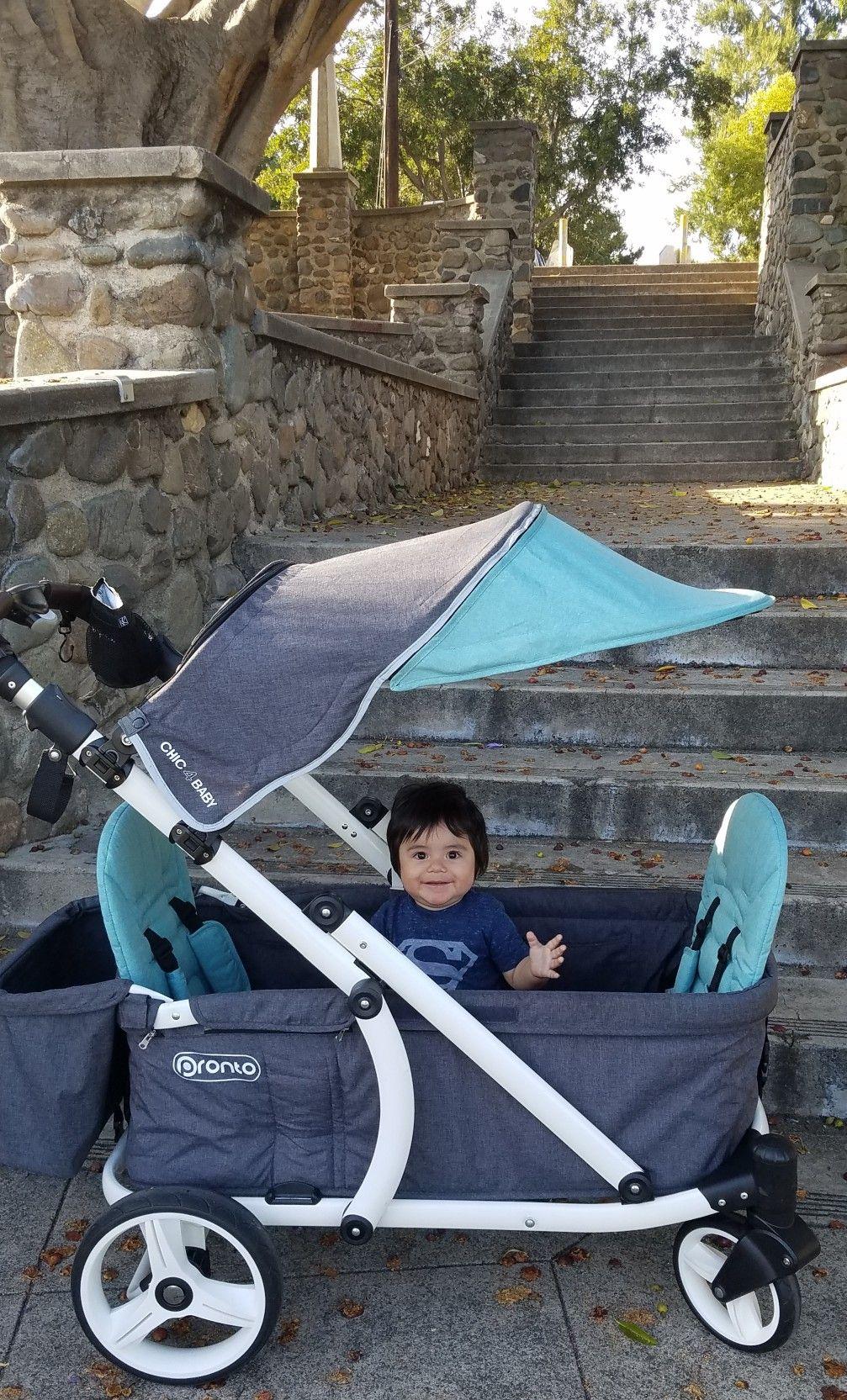 Pronto Stroller Stroller, Luxury stroller, Double strollers