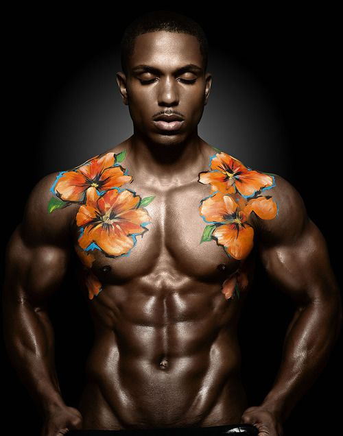 Tatto A Great Tattoo But A Bit Too Colorful For Me Still Cool Body Painting Men Body Painting Body Art Tattoos