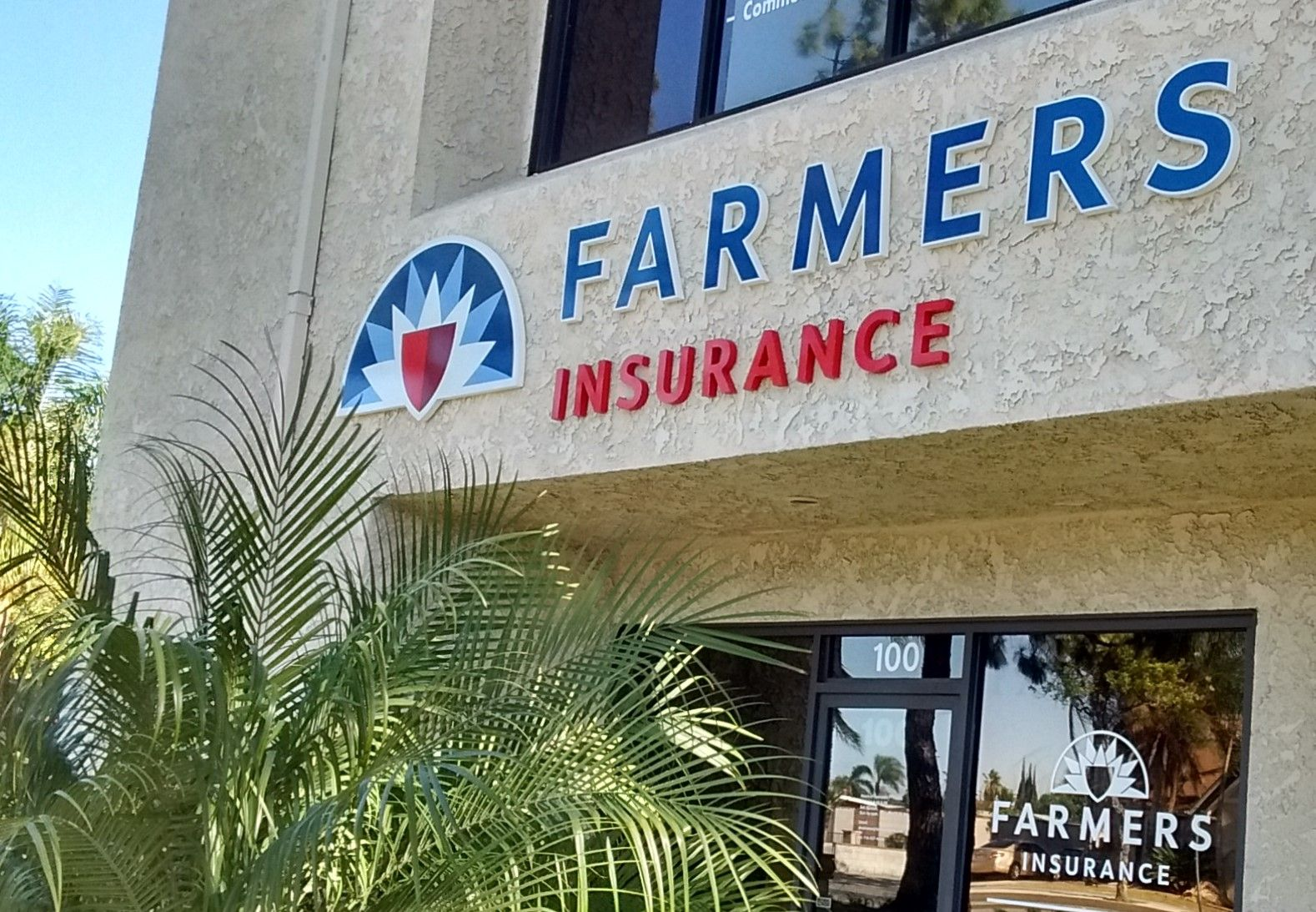 Farmers Insurance Quote Channel Letters Made For Farmers Insurance Call Us Today For A