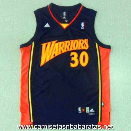 12f611ae1 camiseta Golden State Warriors azul marino  30 curry Retro €23.99 ...