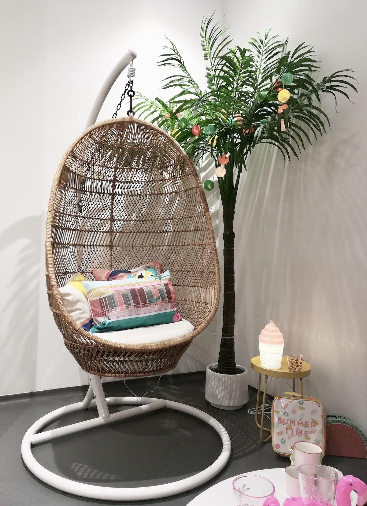 16 fauteuils suspendus - Blog Déco - Clem Around The Corner en