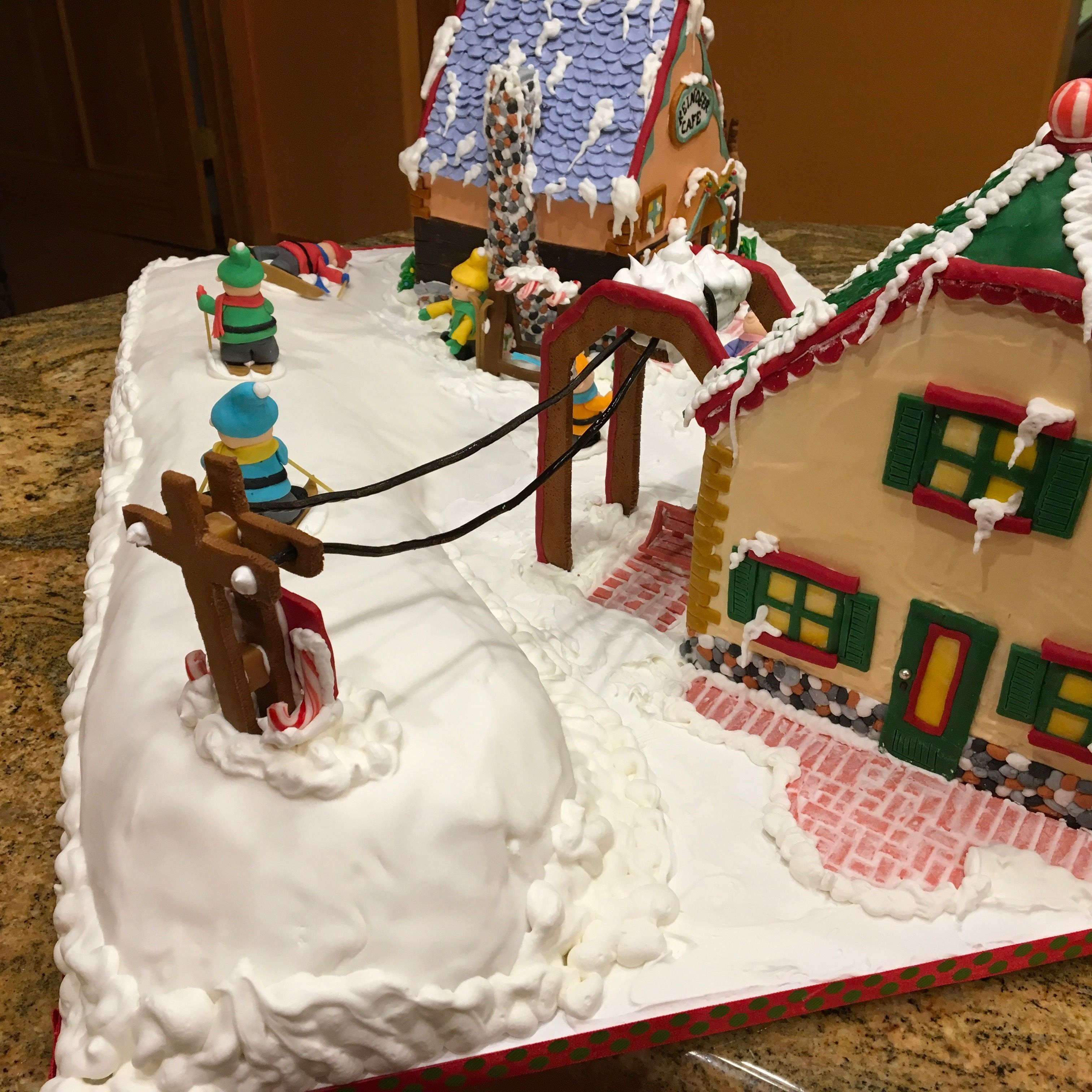 Pin By L Lyle On My Gingerbread Designs Gingerbread House Gingerbread Cake