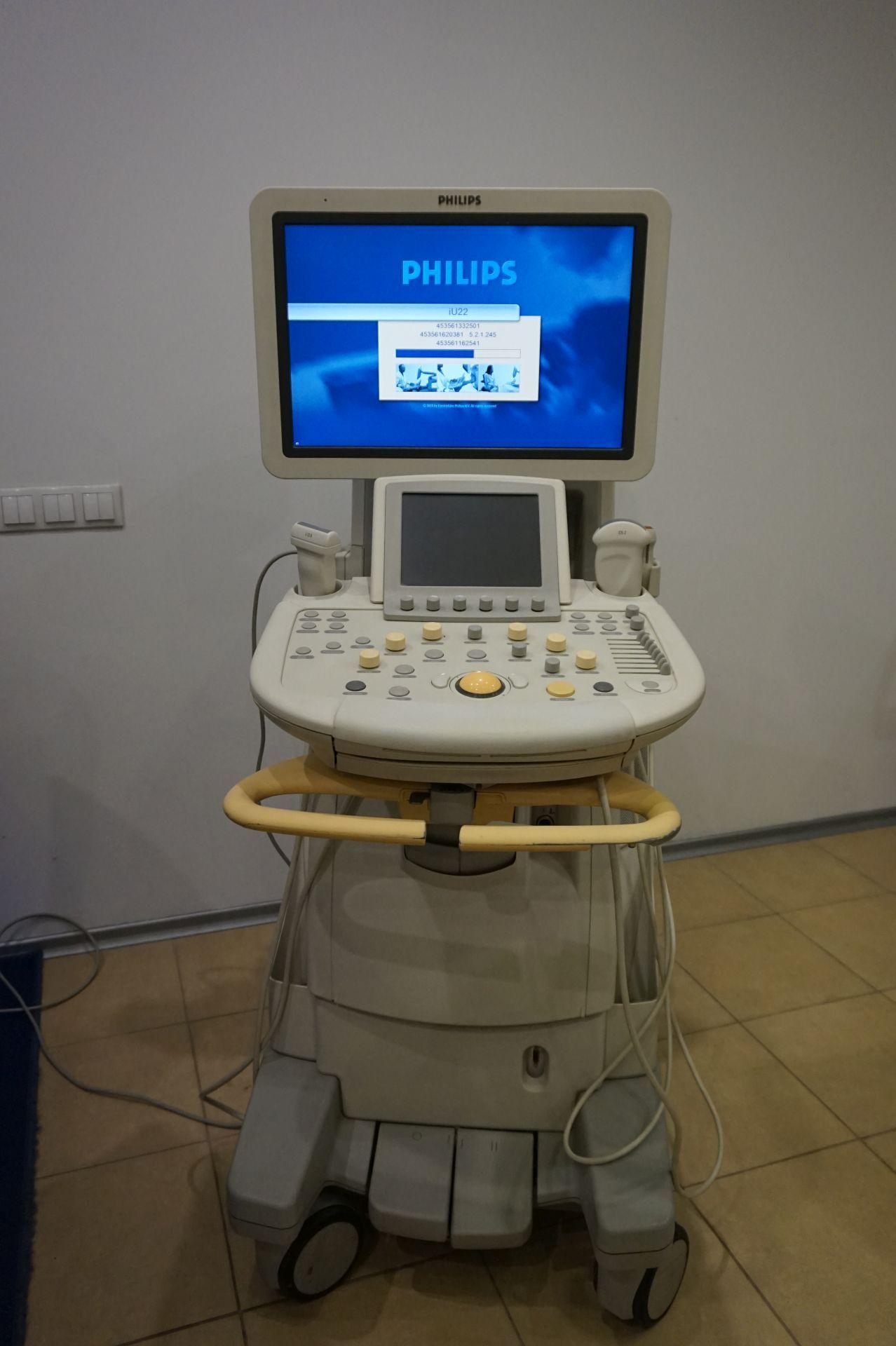 Refurbished Philips Iu22 For Sale Bimedis Id683589 Philips Refurbishing Ultrasound