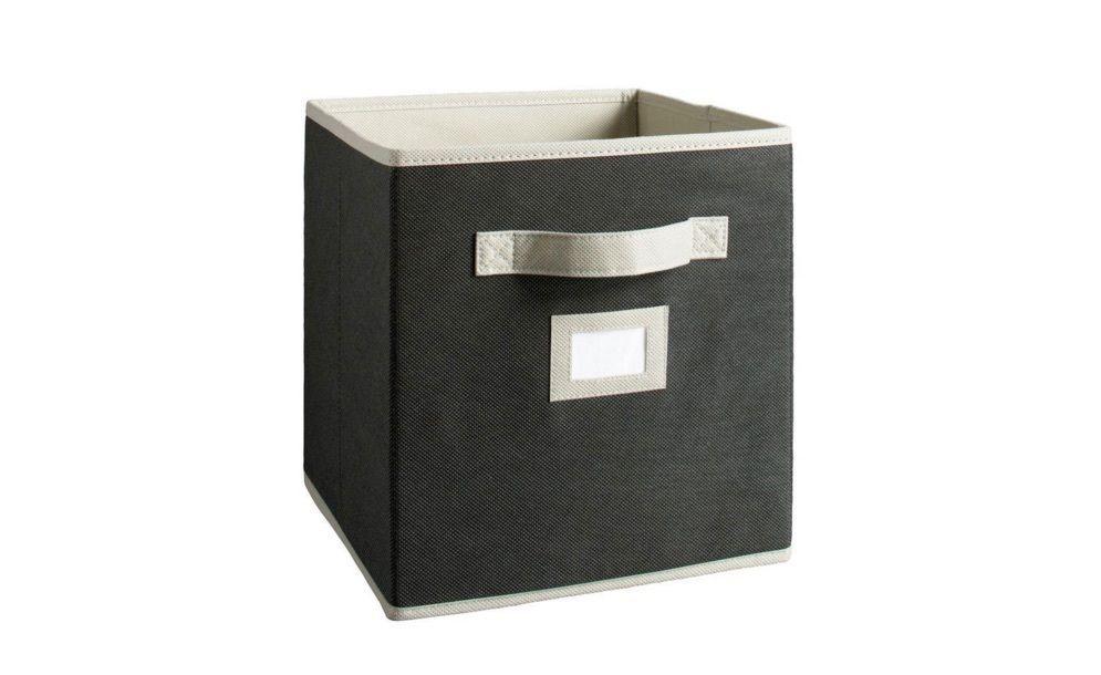 New Martha Stewart Fabric Organizer Box Drawer Cube Storage Basket Container Bin Cube Storage Baskets Cube Storage Organize Fabric