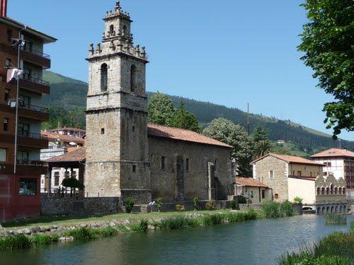 Iglesia de S. Juan en Balmaseda. Edificios, Iglesia, Spain