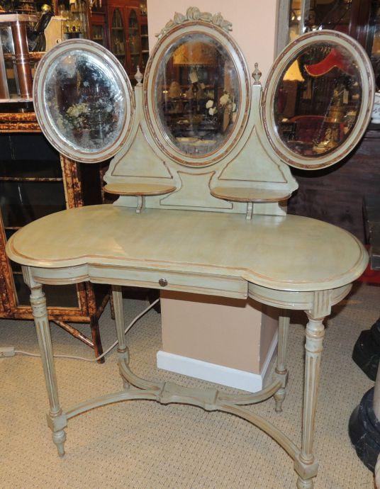 10 muebles tocadores con espejo para todos los espacios y estilos ...