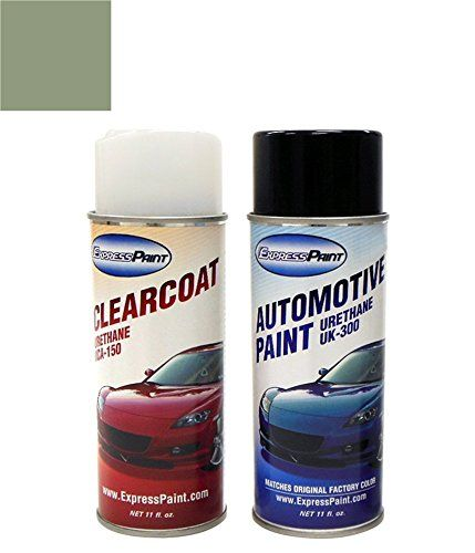 ExpressPaint Aerosol Volkswagen Passat Automotive Touch-up Paint ...