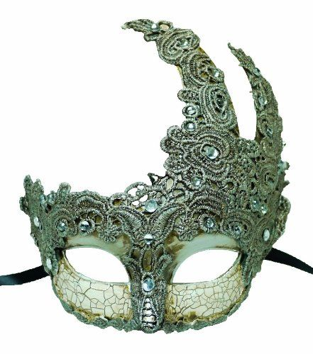 Elegant Venetian Lace Masquerade Mask in Bronze Color Best Deal Ever http://www.amazon.com/dp/B009EJ6T0S/ref=cm_sw_r_pi_dp_EOiUtb12N6D42VWZ
