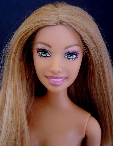 Barbie sommer nackt, Hardcore verrückter Porno