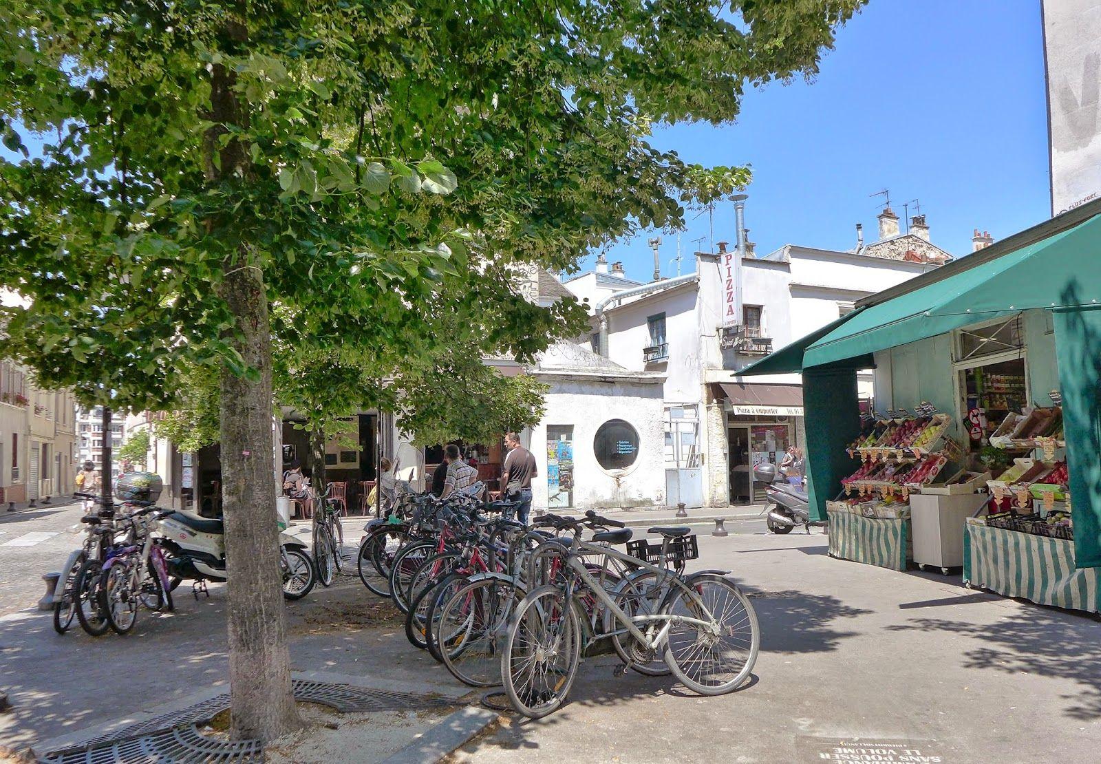 La Butte Aux Cailles Photos french girl in seattle: paris, that village one of paris