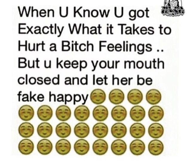 Lol I'm usually the 1 that knows but keeps quiet