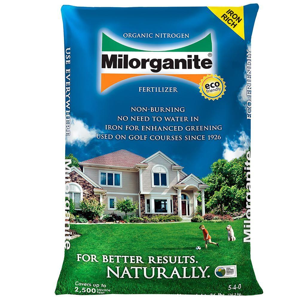 36 lb. Organic Nitrogen Fertilizer