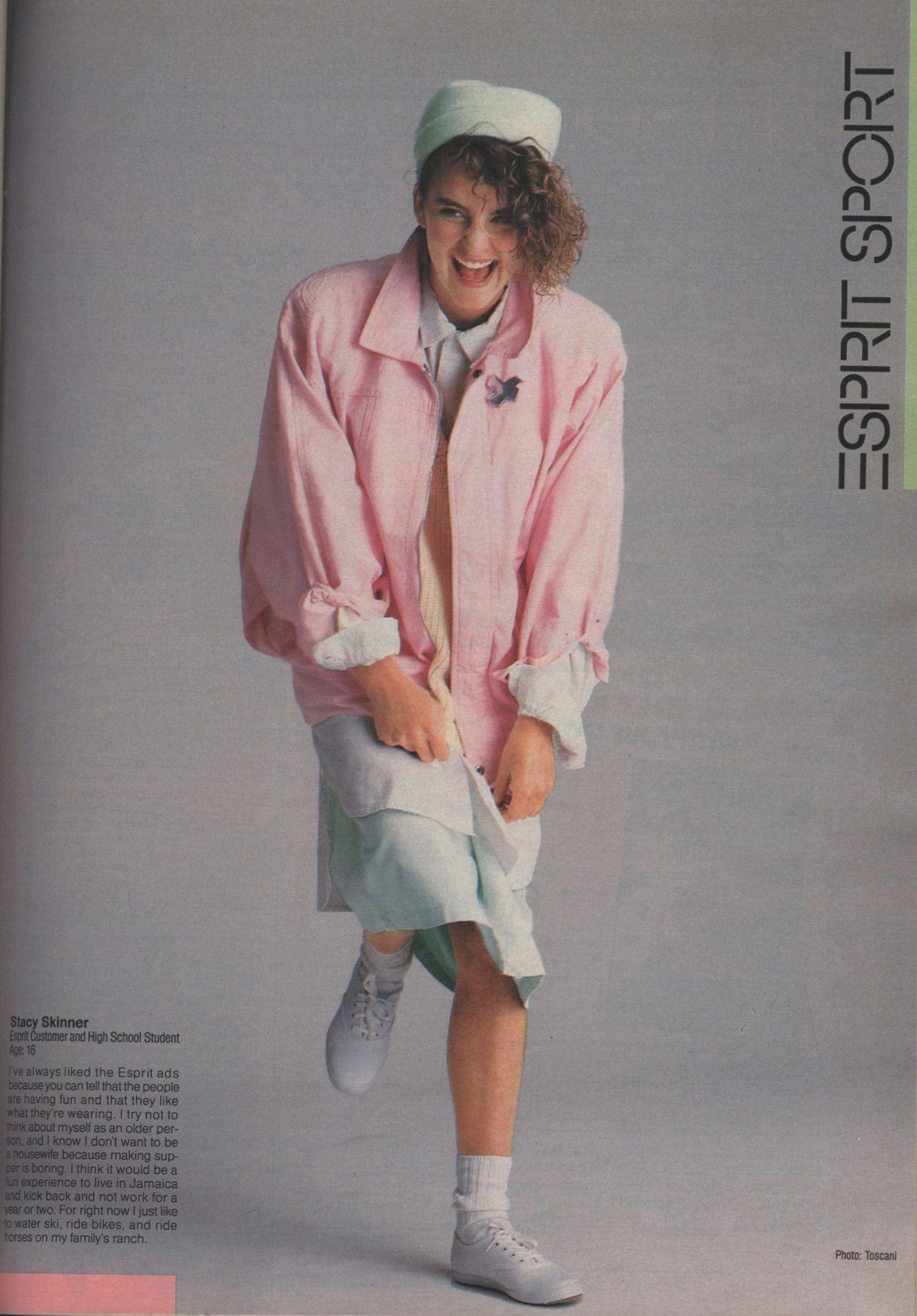 cb8c199f4453 Esprit Ad 1986