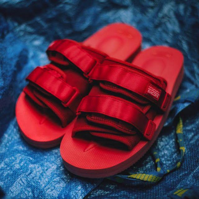 dda930607f42 Suicoke FW18 Olas in Black Suede  suicokeshoes  beige  fw18  sandal ...